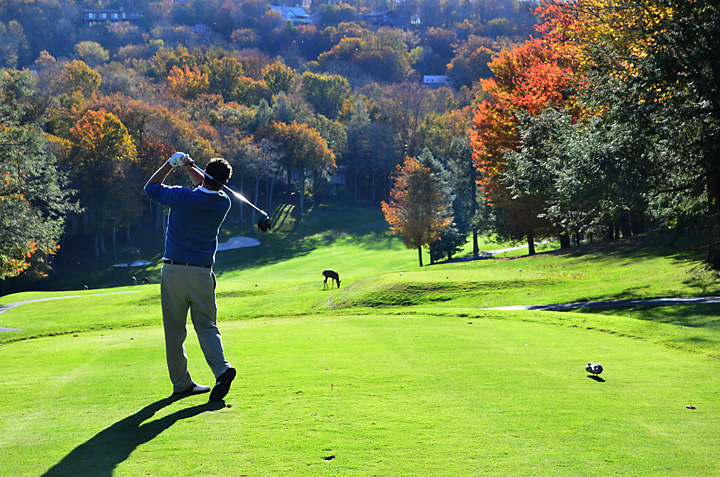 Beech Mountain Club - Golf